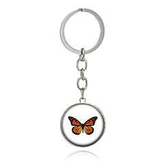 Klíčenka Motýl Klíčenka Kov