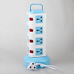 teho nauhat monikäyttöinen ylöspäin koodi 2 USB-laturi 220v 10a