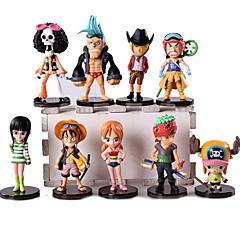 halpa -Anime Toimintahahmot Innoittamana One Piece Tony Tony Chopper CM Malli lelut Doll Toy