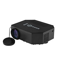 tanie Projektory-UNIC UC30 LCD Mały projektor DOPROWADZIŁO Projektor 150 lm Wsparcie 1080P (1920 x 1080) Ekran / VGA (640x480)