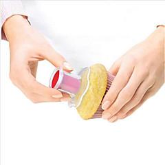 baratos Utensílios para Confeitaria-muffin cupcake corer cake hole maker modelo de ferramenta de decoração de pastelaria