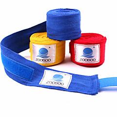 billige Boksing og kampsport-Hånd- og håndleddstøtte Håndbandasjer Elastisk bandasje til Taekwondo Boksing Kampsport Muay Thai Sanda karate Unisex Justerbar Felles