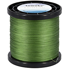 cheap Fishing Lines-Anmuka New 4 Stands 1000M 10-80LB Brand Fishing Lines Super Strong Japanese Multifilament 100% PE Braided Fishing Line