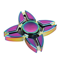 Fidget Spinner Hand Spinner Toys Four Spinner Metal EDCStress and Anxiety Relief Office Desk Toys for Killing Time Focus Toy Relieves