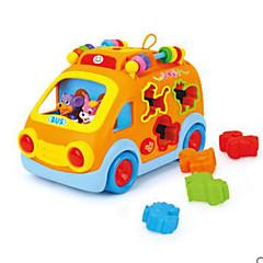 장난감 자동차 장난감 DIY 원형 조각 남자아이 선물