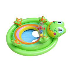 Anéis de natação Inflatable Ride-on Brinquedos Circular Animais Criança Peças