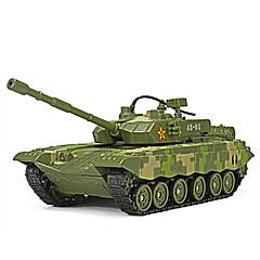 Carrinhos de Fricção Carros de brinquedo Tanque Brinquedos Pato Tanque Liga de Metal Peças Unisexo Dom