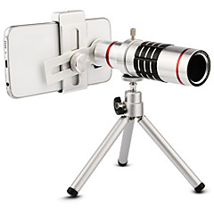 cheap Cell Phone Accessories-High quality 18x Zoom Optical Telescope Telephoto Lens Kit Phone Camera Lenses With Tripod For iPhone 6 7 Samsung S7 Xiaomi mi6