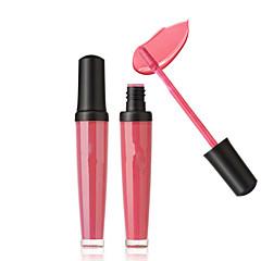 1pcs קטיפה אולטרה קטיפה נוזל שפתון עמיד למים לאורך זמן שפתון מבריק