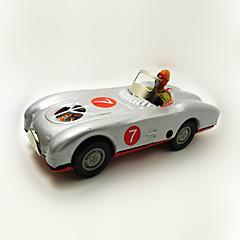 Opwindspeelgoed Speelgoedauto's Racewagen Speeltjes Automatisch Metaal 1 Stuks Kinderen Geschenk