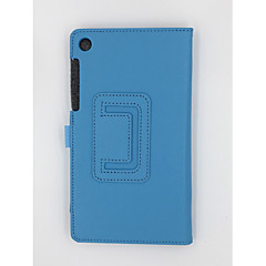 """billiga Laptop Bags-PU läder Ensfärgat Handväskor 7"""" Tablet"""
