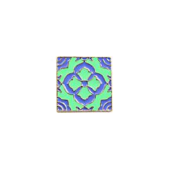 billige Motebrosjer-Dame Nåler - Unikt design, Bohemsk Brosje Smykker Blå-Gul / Hvit / Svart / Marineblå Til Bryllup / Fest / Spesiell Leilighet / Daglig / Avslappet