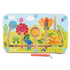 Stavební bloky Vzdělávací hračka Bludiště a puzzle Bludiště Hračky Obdélníkový Kachna Pieces Unisex Dárek