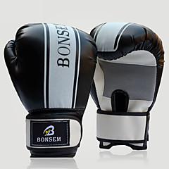 billige Boksing og kampsport-Treningshansker Boksehansker Boksesekkhansker Treningshansker til boksing til Boksing Fritidssport Trening Muay Thai Full Finger Vanntett