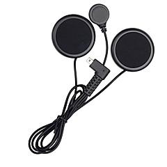 Freedconn mini usb motocicleta intercom acessórios fone de ouvido macio fone de ouvido mic for fdc-01vb tcom-tb tcom-sc colo tcom-02