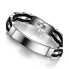 Herre Armbånd kostume smykker Rustfrit Stål Smykker Til