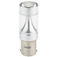 billige Baklys til bil-SENCART 2pcs 1156 P21W BA15s (1156) Bil Elpærer 40W W SMD LED 800-1500lm lm LED Blinklys ForUniversell