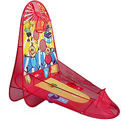 Bälle & Zubehör Bälle Sport & Outdoor Spiele Spielzeuge Multifunktion Einziehbar Kreisförmig Sphäre Basketball Stoff Metal Stücke Jungen