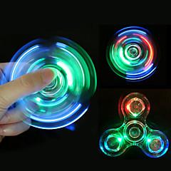 billige Håndspinnere-Håndspinnere / hånd Spinner for Killing Time / Stress og angst relief / Focus Toy Metall Klassisk Deler Gave