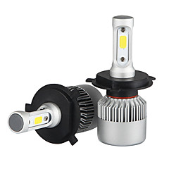 abordables Faros de Coche-H4 Coche Bombillas 36W/pcs*2W W COB 3600lm lm LED Luz de Casco