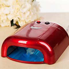 お買い得  ネイル用品-36W ネイルドライヤー UVランプ LEDランプ ネイルポリッシュUVジェル