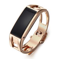tanie Inteligentne zegarki-D8 Inteligentne Bransoletka Android iOS USB Bluetooth 3.0 Wodoszczelny / Wodoodporny Sport Ekran dotykowy Spalonych kalorii Długi czas czuwania Stoper Powiadamianie o połączeniu telefonicznym