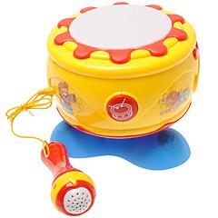 tanie Instrumenty dla dzieci-Perkusja Domek dla lalek Zabawka muzyczna Oyuncak Müzik Aleti Oświetlenie Dla dzieci