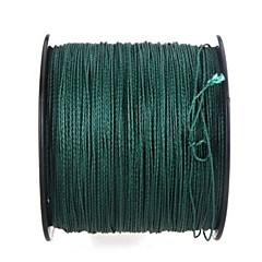 お買い得  釣り糸-300M / 330ヤード PEライン / Dyneema 釣り糸 100LB 80LB 70LB 60LB 50LB 40LB 30LB 20LB 0.16, 0.23, 0.28, 0.32, 0.37, 0.40, 0.5 mm のために 海釣り ベイトキャスティング