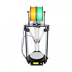 baratos Impressoras 3D-geeetech delta mini-G2S kit DIY pro Rostock com bico de auto-nivelamento 0,4 milímetros / filamento de 1,75 milímetros