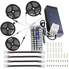 20m Valosetit 600 LEDit 5050 SMD RGB 100-240 V / IP44