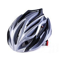 billige -Bike Helmet N/A Ventiler Cykling Justérbar pasform Letvægt Sport Vej Cykling Mountain Bike