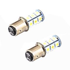 hesapli -4w beyaz kırmızı sarı sıcak beyaz dc12 1156ba15s 1157 5050smd 18led araba led fren lambaları sinyal lambaları arka ışık 2adet