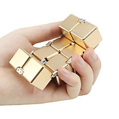 Infinite Magic Cube Infinite Cube Fidget spinners Fidget Toys Hračky Office Desk Toys Zbavuje ADD, ADHD, úzkost, autismus k zabíjení času