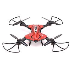 billige Fjernstyrte quadcoptere og multirotorer-RC Drone JXD TK110WH 4 Kanaler 6 Akse 2.4G Med kamera Fjernstyrt quadkopter FPV En Tast For Retur Hodeløs Modus Flyvning Med 360 Graders
