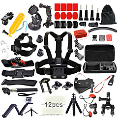 Accessory Kit For Gopro 67 in 1 Outdoor Multi-function Water-Repellent For Action Camera Gopro 6 All Gopro Xiaomi Camera Gopro 4 Gopro 4