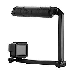 Action Camera / Sports Camera 3ウェイ調整可能なピボットアーム 三脚 折りたたみ式 調整可 取り外し可 フローティング MHL 三脚付き 多機能 サイズ調整機能 ために アクションカメラ Gopro 5 Gopro 4 Gopro 3