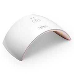 お買い得  ネイル用品-1pcフラッシュベーキング48w爪乾燥機uvランプledランプマニキュアUVジェル