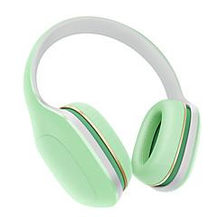 billiga Headsets och hörlurar-Xiaomi På örat / Headband Kabel Hörlurar Aluminum Alloy Mobiltelefon Hörlur Med volymkontroll / mikrofon headset