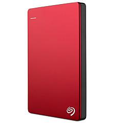 Seagate stdr1000303 varmuuskopiointi plus 1t 2,5 tuuman usb3.0 ulkoinen kiintolevy punainen