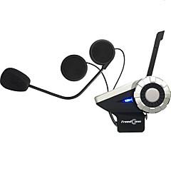 Motocicleta V4.2 Fones Bluetooth Estilo pendurado da orelha Controle de som