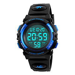 cheap -Skmei® Kid's Outdoor Sports Multifunction Digital Wrist Watch 50m Waterproof Assorted Colors
