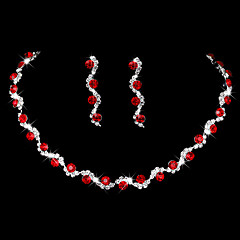 Cheap jewelry sets online jewelry sets for 2018 womens aaa cubic zirconia jewelry set cubic zirconia drop simple style fashion elegant include drop earrings choker necklace bridal jewelry sets junglespirit Image collections