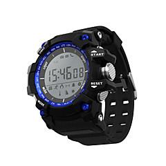 tanie Inteligentne zegarki-Inteligentny zegarek XR05 na Android iOS Bluetooth Sport Wodoodporny Spalonych kalorii Długi czas czuwania Rejestr ćwiczeń Krokomierz Powiadamianie o połączeniu telefonicznym Wysokościomierz / Budzik