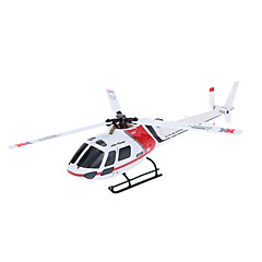 WL Toys K123 6 Kanala 2.4G RC Airplane
