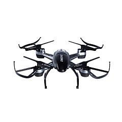 billige Fjernstyrte quadcoptere og multirotorer-RC Drone LISHITOYS L6056 4 Kanaler 6 Akse 2.4G Med HD-kamera 2.0MP 2 Fjernstyrt quadkopter LED Lys / Etter Mode Fjernstyrt Quadkopter / Fjernkontroll / USB-kabel