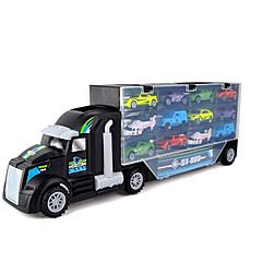 Garagem para Carrinhos Carros de brinquedo Brinquedos Motocicletas Brinquedos Rectângular Dinossauro Aeronave Peças Não Especificado