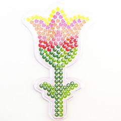 Sets zum Selbermachen Bildungsspielsachen Holzpuzzle Kunst & Malspielzeug Neuheit Blume 6 Jahre alt und höher