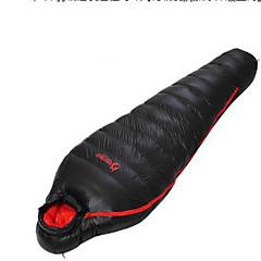baratos -Travesseiro Inflável Tipo Múmia Solteiro (L150 cm x C200 cm) 100 Penas de PatoX60 Acampar e Caminhar Acampar e Caminhar