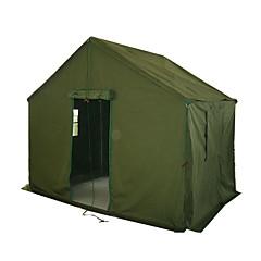 halpa -3-4 henkilöä Teltta Tilava retkiteltta Yksittäinen teltta Yksi huone Taitettava teltta Matkalaukkutarvikkeet Tuulenkestävä varten Retkeily