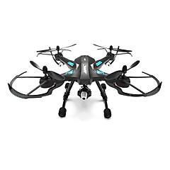 RC Drone JJRC H26WH 4 Kanaler 6 Akse 2.4G Med 0.3MP HD-kamera Fjernstyrt quadkopter FPV En Tast For Retur Flyvning Med 360 Graders Flipp